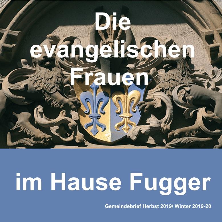Die Evangelischen Frauen im Hause Fugger