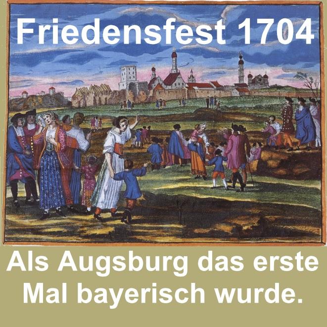 Friedensfest 1704