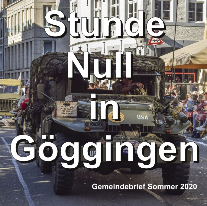 Stunde Null in Augsburg und Göggingen