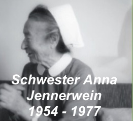 Schwester Anna Jennerwein