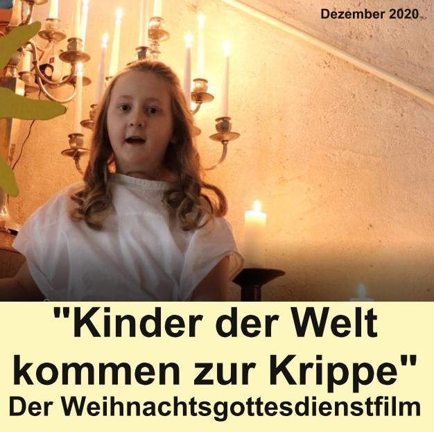 Weihnachtsgottesdienstfilm 2020
